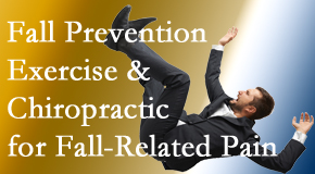 Gormish Chiropractic & Rehabilitation presents new research on fall prevention strategies and protocols for fall-related pain relief.
