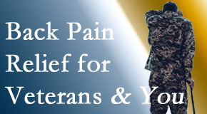 Gormish Chiropractic & Rehabilitation treats veterans with back pain and PTSD and stress.