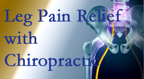 Gormish Chiropractic & Rehabilitation provides relief for sciatic leg pain at its spinal source.