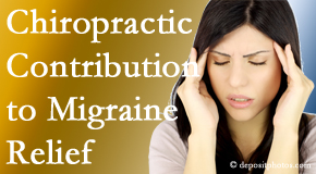 Gormish Chiropractic & Rehabilitation offers gentle chiropractic treatment to migraine sufferers with related musculoskeletal tension wanting relief.