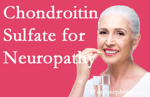 Gormish Chiropractic & Rehabilitation shares how chondroitin sulfate may help relieve Carrolltown neuropathy pain.