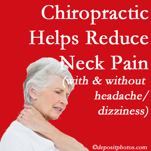 Carrolltown chiropractic care of neck pain even with headache and dizziness relieves pain at a reduced cost and increased effectiveness.
