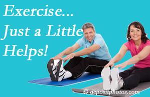 Gormish Chiropractic & Rehabilitation encourages exercise for better physical health as well as reduced cervical and lumbar pain.