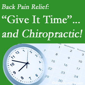 Carrolltown chiropractic helps return motor strength loss due to a disc herniation and sciatica return over time.