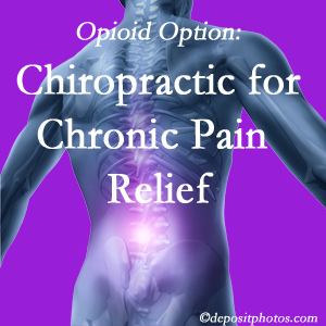 Instead of opioids, Carrolltown chiropractic is beneficial for chronic pain management and relief.